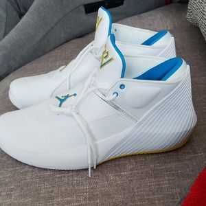 Russell Westbrook UCLA Jordans